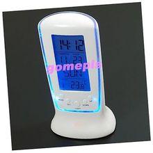m65 m65 lcd digital despertador calendario termómetro retroiluminación(China (Mainland))