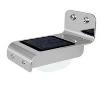 SL-10P Solar motion sensor lamps human body induction lamp solar energy Smart Sensor Solar Wall Outdoor waterproof