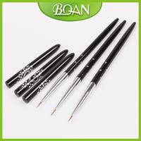 Free Shipping 000# 2013 High Quality Painting Nail Brush Nail Art Brush Nail Drawing Brush