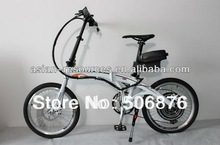 foldable ebike promotion