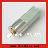 Super Long life Quality 3V DC Gear Motor diameter 16mm No Load Speed 290rpm For Widely Used