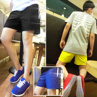 Freeshipping Outdoor casual shorts sports pants men's clothing casual shorts male shorts male