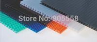 JIASIDA 4mm polycarbonate hollow sheet sample
