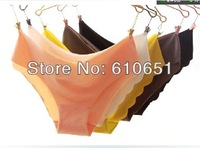 Special Offer New Victoria Top DuPont Fabric Ultra-thin Comfort Women Seamless Underwear women  vs Panties pink Briefs women