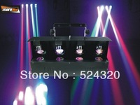 Sharp Beam Stage Effect Multi-scanner with Scanner Beam effect 1pcs/lot disco light Professional stage lighting free shipping