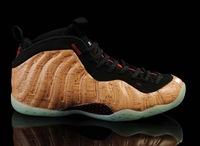 Free Shipping Foamposites One Pro shoes cork black red for sale cheap airs sportwear designer brown foam posite men us8-13