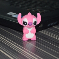 Cartoon cute koala memory stick pen drive usb 3.0 flash drive 64gb ( pink color)