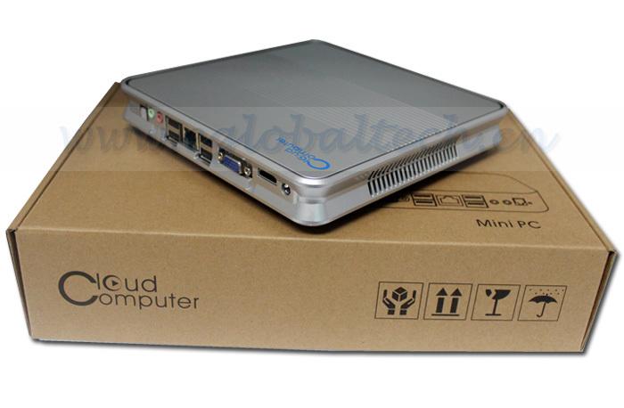 X86 Linux Home PCS D2500 4G DDR3 64G SSD Ultra Thin PC Station Net Terminal Share(China (Mainland))