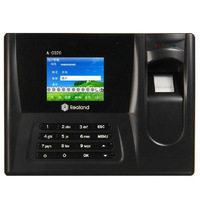 Biometric Fingerprint Time Clock Recorder Attendance Employee Digital Machine Electronic Standalone Punch Card ID Reader
