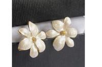 free shipping korea fashion stely gold earrings for women/ladies/girls  hot NEW GOODS