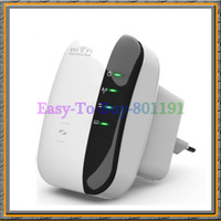 Wireless N Wifi Repeater 802.11N/B/G Network Router Range 300Mbps Signal Antennas Booster WLAN Repeater