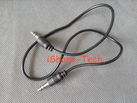 Lowest Price! 3.5mm to 3.5mm Colorful flat type Car Aux audio Cable Extended Audio Auxiliary Cable wholesale 500pcs/lot