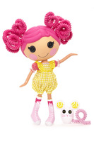 Free Shipping Lalaloopsy Doll Kids Gift Silly Hair Crumbs Sugar Cookie Child Toy Button Doll Original Brand