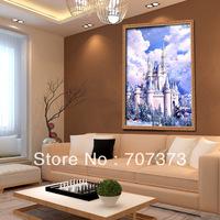 Free shipping Diamond painting landscape plan dream diy diamond painting diamond diy diamond painting cross stitch