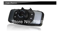 "2013 NEW ARRIVAL GS9000 Full HD 1080P 2.7"" TFT LCD screen Logger G-Senor GPS ,178 degree wide view angle"