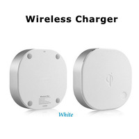 Hot!!!  Arrival White Standard Qi Wireless Charging Wireless Charger Pad for Iphone 4/4s -5/5s for HTC for samsung Q8
