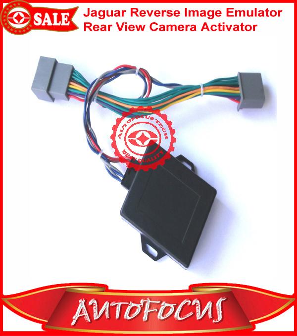 2010-2014 New Models Reverse Image Emulator/Rear View Jaguar Camera Activator(China (Mainland))
