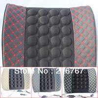 Car lumbar support electric lumbar Vibration support massage tournure cushion car cushion auto upholstery lumbar