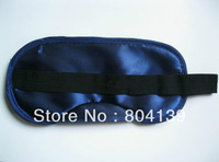 Free Shipping New (100 pieces/lot) b2 Satin eye shade sleeping mask blindfolds travel rest sleep cover