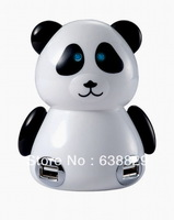 Gift ideas CJ-2011 Panda Panda junction box USB HUB USB Hub Hub