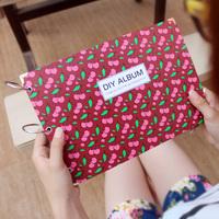 Korea stationery millenum rustic diy photo album book photo album book  ,free shipping