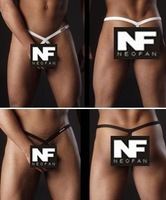 4 neofan jj male sexy panties rings belt pants thong