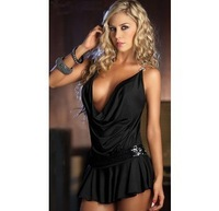 European and American fashion Slim package hip dress sexy evening dress!