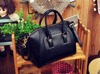 2013 new arrival high quality women handbags professional real PU leather women bag 3 color shoulder bag brand designers handbag