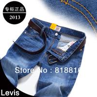 2014New Arrival Free Shipping,Men's Jeans, Autumn&Winter Brand Jeans men , Hot sale, Original Famous Brand Jeans 095# 28Y-38Y