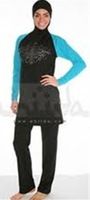 Swimwear for muslim/Islam women,lady's swimwear
