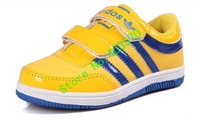 2013  Free shipping-new brand Children's shoes Sneakers antiskid board shoes shoes boy and girl shoes N0650-5