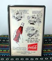 The coke Retro Tin signs Art wall decor Vintage Bar Pub wall hanging Paintings J-17 Freeshipping