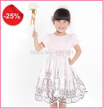popular little girls formal dress