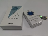 LED Remote Control 38 Tunes songs Wireless Doorbell Door Bell Mainly