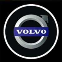 High Power Free Shipping 5th 7w car door light&ghost shadow light 3D car welcome light auto logo laser lamp
