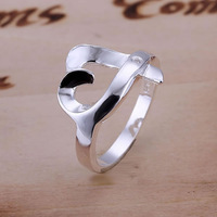 Inlaid Seatangle Ring 925 silver ring,high quality ,fashion jewelry, Nickle free,antiallergic ilnu kigm