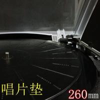 Lp vinyl mat vinyl player cd player pad anti-static radio-gramophone