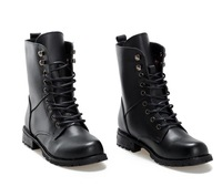 Autumn and winter boots single female spring and autumn boots women's shoes 13 martin boots female fashion