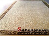 Fashion wool handmade carpet pad home modern