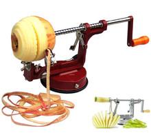 3 in 1 Apple Slinky Machine Peeler Corer Potato Fruit Cutter Slicer Kitchen Tool(China (Mainland))