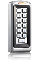 Waterproof Keypad Metal Shell Door Access Control ID Card Reader with Free Shipment YET-7619