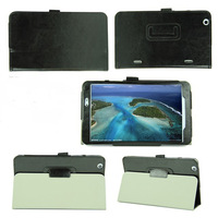 "High quality PU leather case cover with stand for LG G Pad 8.3"" PU leather case 100pcs/lot"