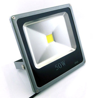 50W LED White Light Spot Flood Lights Power Garden Outdoor Waterproof
