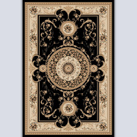 High quality american fashion living room coffee table tailslock carpet ultralarge measurement