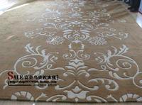 Pure wool carpet bedroom mat modern