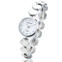 The trend of fashion ladies watch bracelet women's watch vintage fashion rhinestone table
