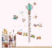 Free shipping AY890PVC fifth generation of removable wall stickers