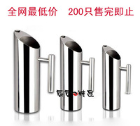 Thickening stainless steel canisters water rolling pot cool water pot coffee pot 2L