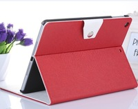 2013 For iPad Air iPad 5 Case,Luxury Folio Stand  PU Leather Case For Apple ipad 5 Free Shipping
