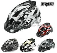 Hot Sale High Quality Fox Flux Bicycle Helmet Extreme Sports Skateboard Climb Helmet Mountain Bike Integrally-Molded Helmets